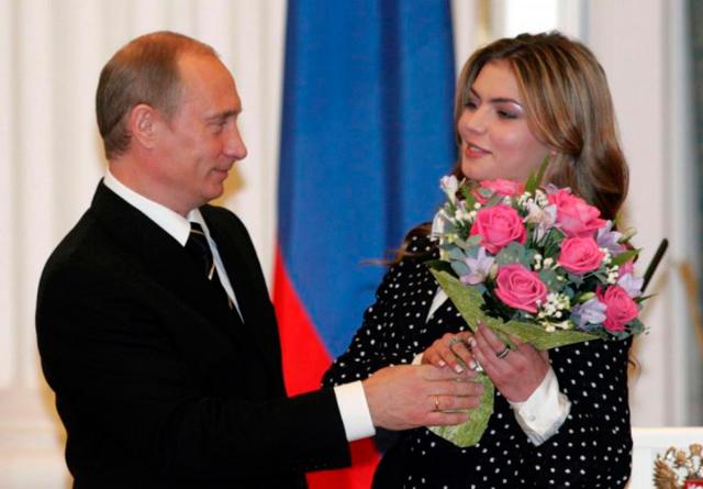 Последние новости из личной жизни Алины Кабаевой
