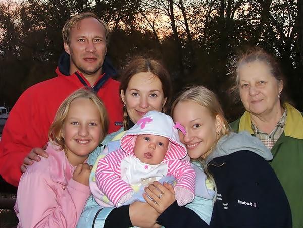 Евгений Сидихин: карьера, семья, дети (фото)