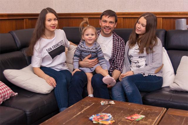 Сергей Губанов развёлся с женой после 15 лет брака