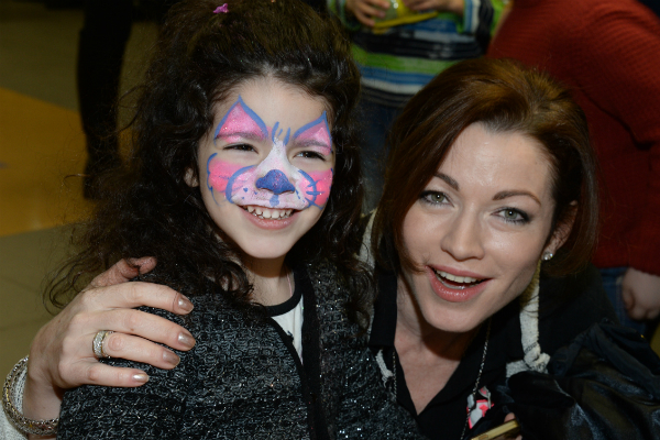 Алёна Хмельницкая боится за свою дочь