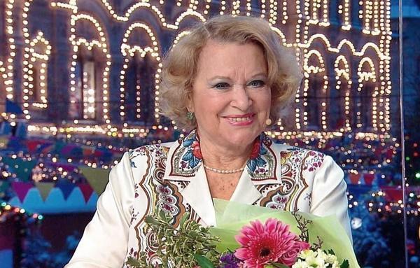 Биография Валентины Талызиной: личная жизнь, муж, дети, новости