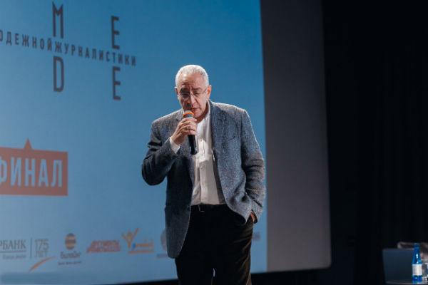 Биография Николая Сванидзе: удачная карьера и личная жизнь