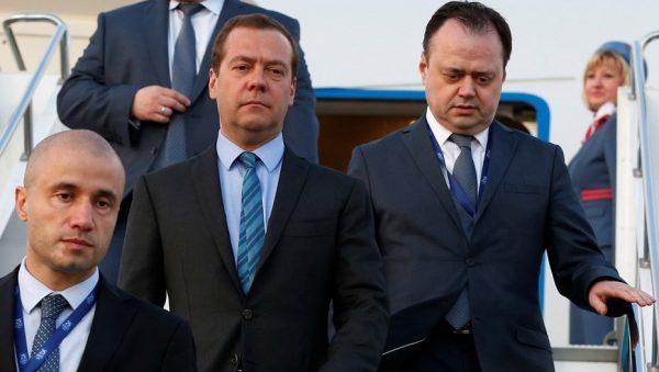 Исчезновение Дмитрия Медведева: последние новости