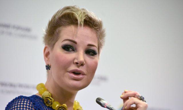Выяснились подробности романа Максаковой и Саакашвили