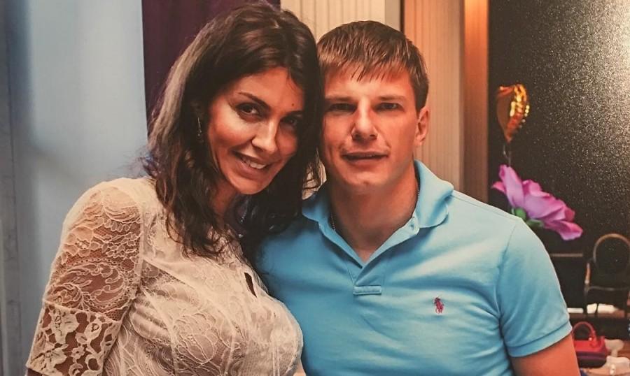 Жена Андрея Аршавина поделилась личными фото