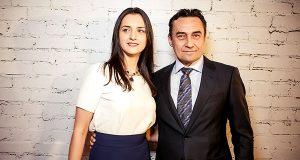 Екатерина Андреева родила от Камиля Ларина