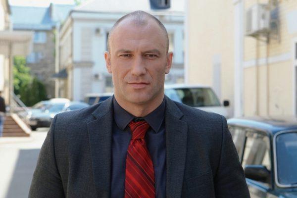 Константин Соловьев: личная жизнь