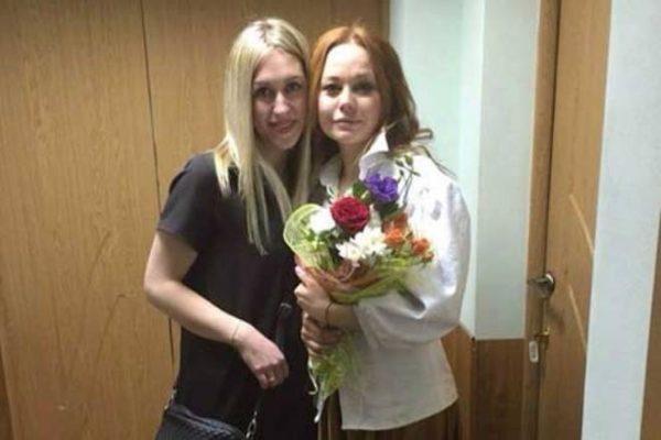 Елена Корикова: последние фото 2017
