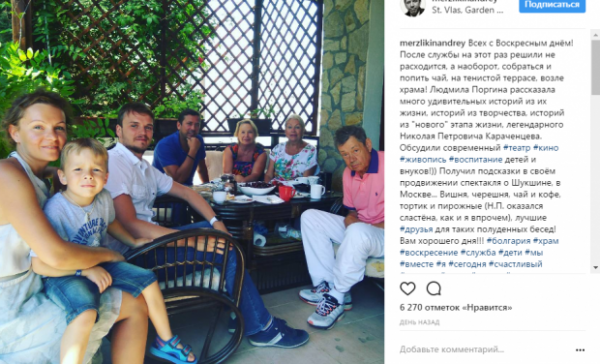 Николай Караченцов болен раком: последние новости