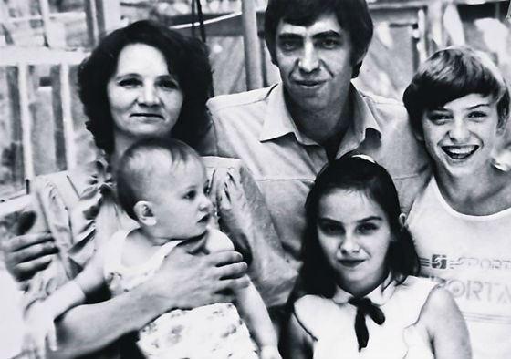 Павел Прилучный: биография