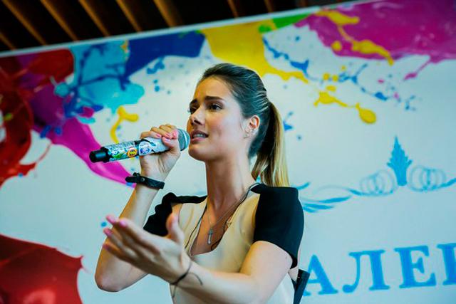 Биография и личная жизнь Юлии Паршута: фото