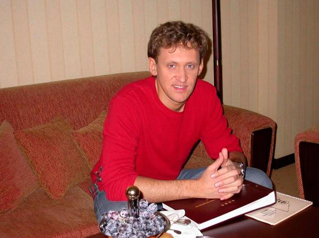 Личная жизнь Сергея Дроботенко: жена и дети