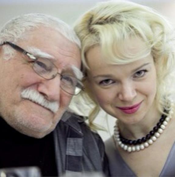 Цымбалюк-Романовская предрекла скорый конец Джигарханяну