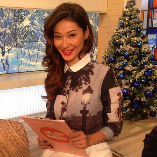 Телеведущая Марина Ким: личная жизнь, дети (фото)