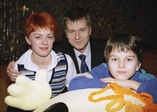 Личная жизнь, жена и дети Игоря Ливанова