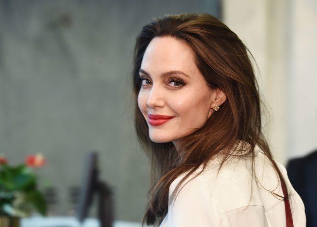 Анджелина Джоли помолвлена иготовится ксвадьбе