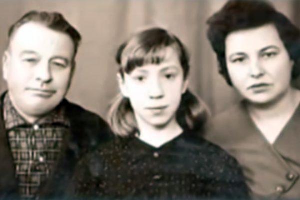 Галина Петрова: личная жизнь, дети (фото)