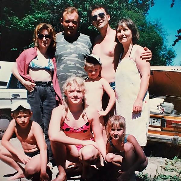 Виктор Хориняк: личная жизнь, семья, дети