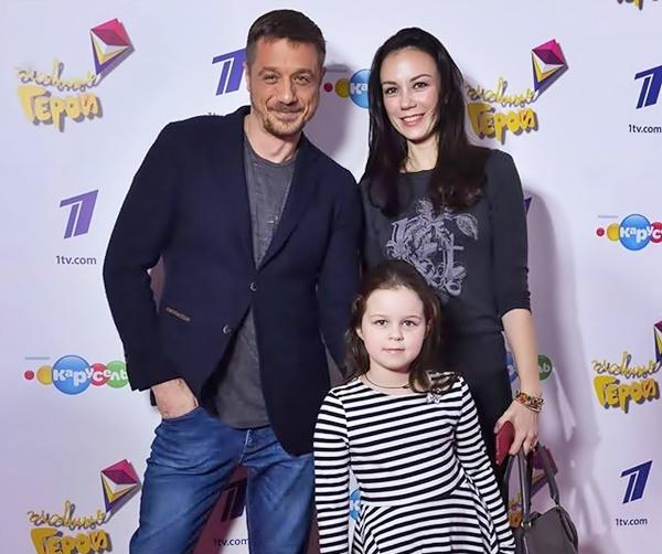 Личная жизнь Алексея Макарова: жены и дети (фото)