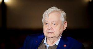 Олег Табаков в критическом состоянии