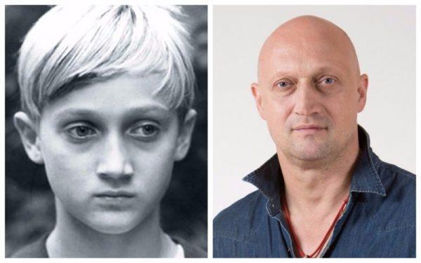 Гоша Куценко - личная жизнь знаменитого отца