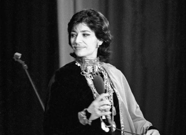 Брегвадзе Нани: биография