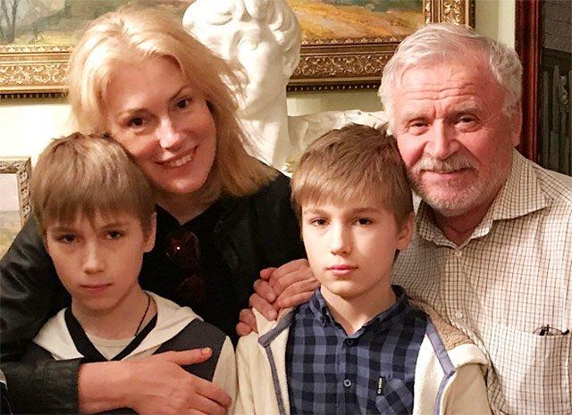 Личная жизнь Марии Шукшиной - семья и дети сегодня