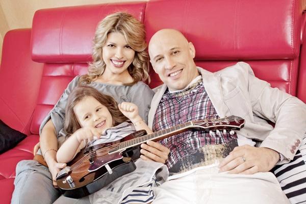 Денис Майданов: биография, жена, дети (фото)