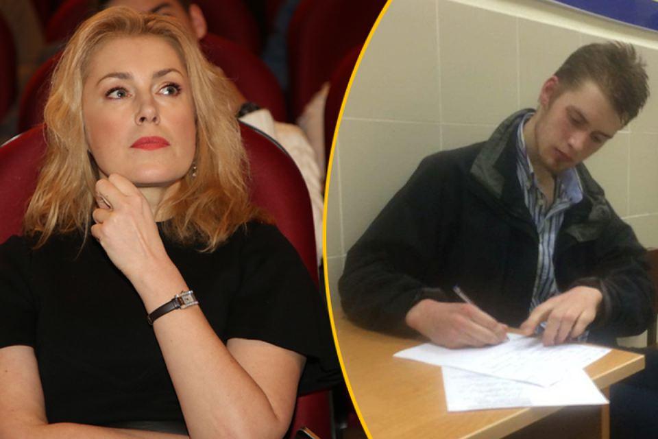 Пропал сын Марии Шукшиной