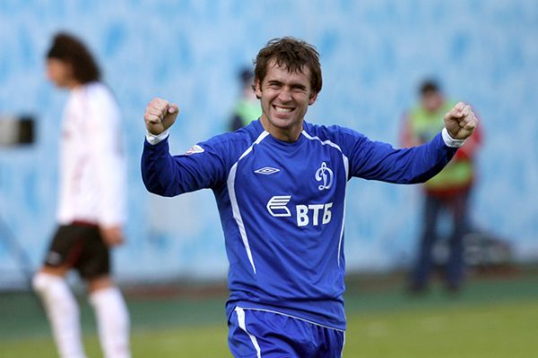 Александр Кержаков: биография, личная жизнь