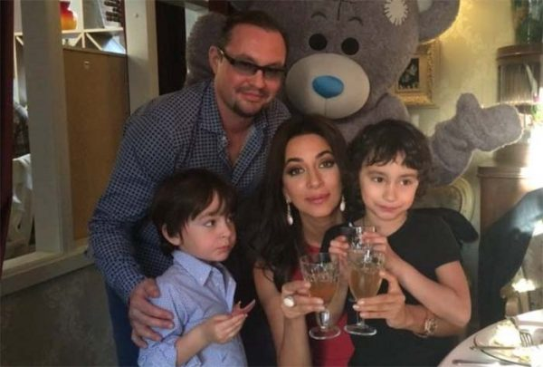 Певица Зара: биография, муж, дети