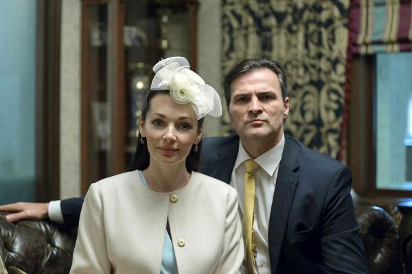 Александр Дьяченко: бывшая жена и дочь, которой не было