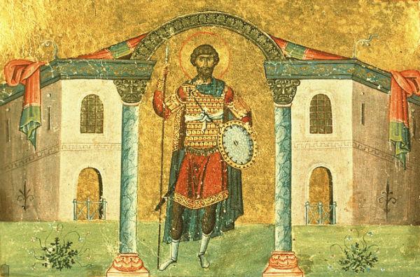 Церковный праздник сегодня. 21 июня - день памяти мученика Феодора Стратилата