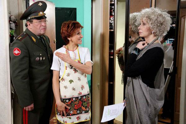 Людмила Артемьева: популярность к сватье пришла не в юности
