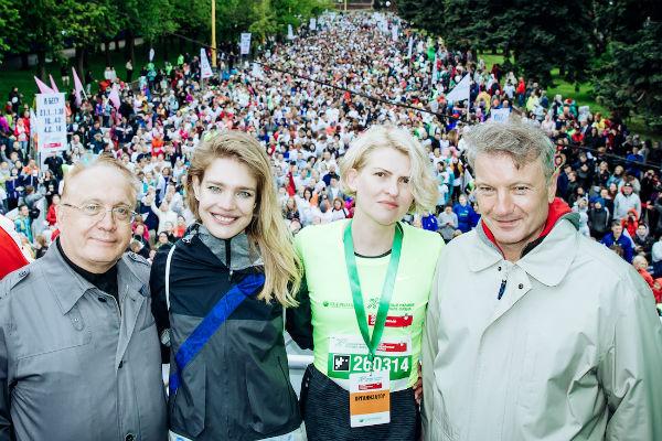 Наталья Водянова: боль, радость и благородство современной Золушки