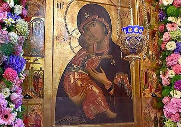 Церковный праздник сегодня. 6 июля - день Владимирской иконы Богородицы