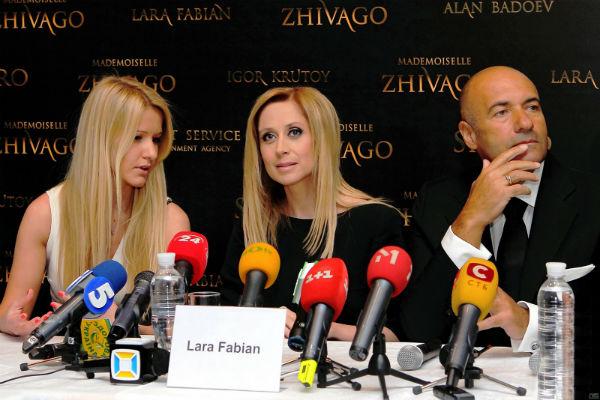 Лара Фабиан: личная жизнь. Как певица пережила смерть мужа