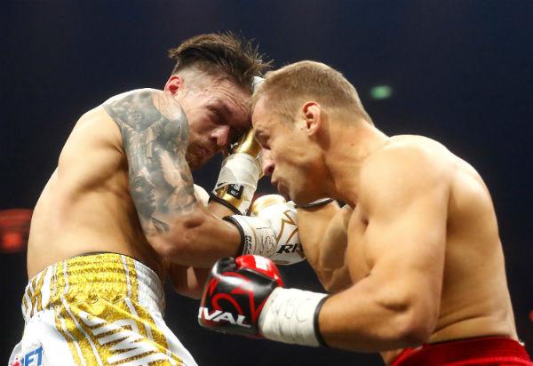 Украинский боксер Александр Усик: биография, семья, громкие победы