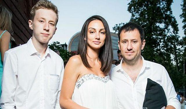 Семен Трескунов семья