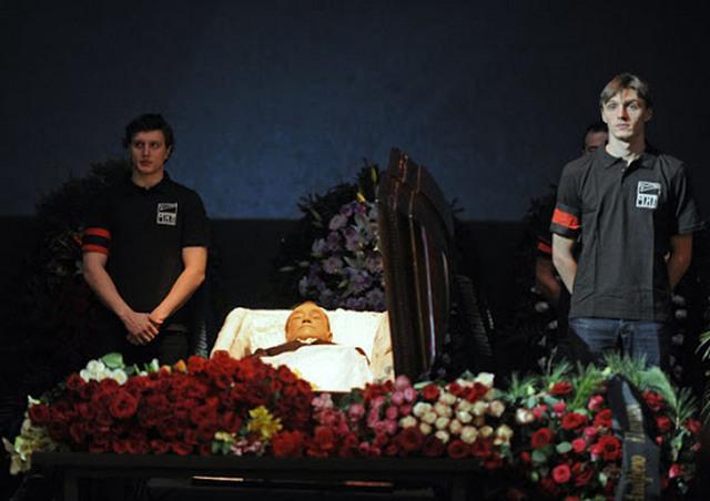Биография и трагическая гибель Андрея Панина